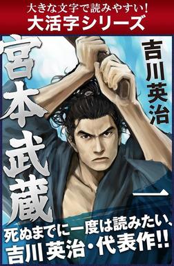 【大活字シリーズ】宮本武蔵 一巻-電子書籍