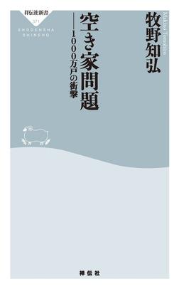 空き家問題-電子書籍