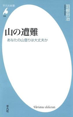 山の遭難-電子書籍