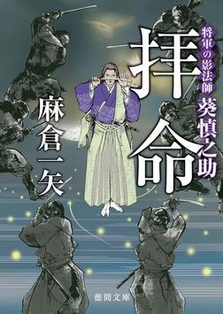 将軍の影法師 葵慎之助 拝命-電子書籍