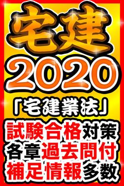 宅建 2020 宅建業法【徹底合格対策】-電子書籍
