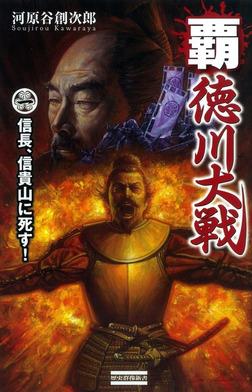 覇・徳川大戦 信長・信貴山に死す!-電子書籍