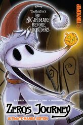 Disney Manga: Tim Burton's The Nightmare Before Christmas: Zero's Journey - Ultimate Manga Edition