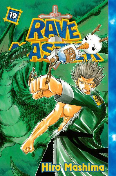 Rave Master Volume 19