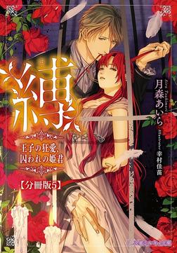 縛 王子の狂愛、囚われの姫君【分冊版5】【イラスト入り】-電子書籍