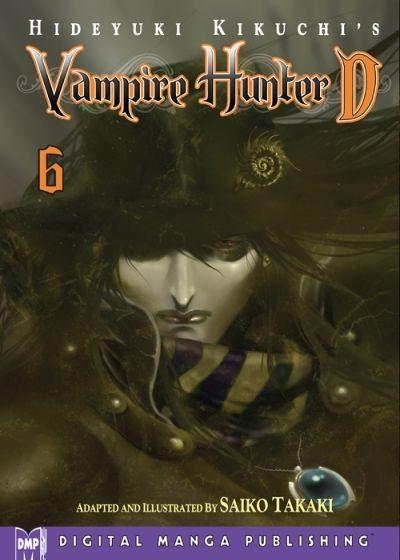 Vampire Hunter D Vol. 6