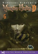 Vampire Hunter D Vol. 6