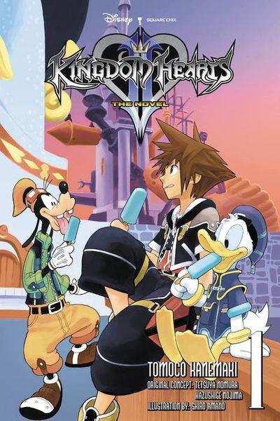 Kingdom Hearts II: The Novel, Vol. 1