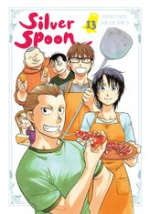 Silver Spoon, Vol. 13