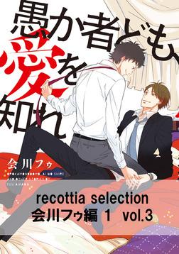 recottia selection 会川フゥ編1 vol.3-電子書籍