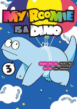 My Roomie Is a Dino 3