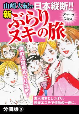 山崎大紀の日本縦断!!新ぶらりヌキの旅 分冊版3-電子書籍