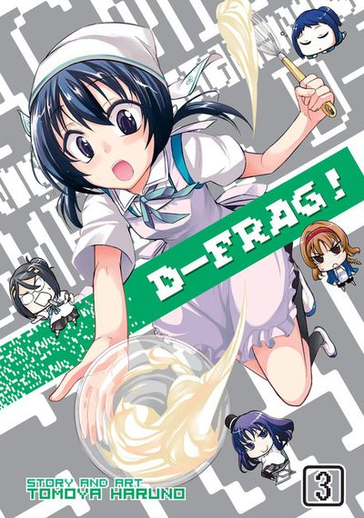 D-Frag! Vol. 3