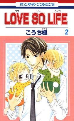 LOVE SO LIFE 2巻-電子書籍