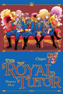 The Royal Tutor, Chapter 75