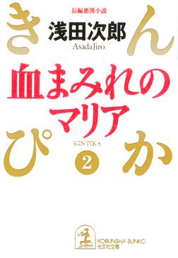 血まみれのマリア~きんぴか(2)~-電子書籍