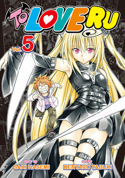 To Love Ru Vol. 5
