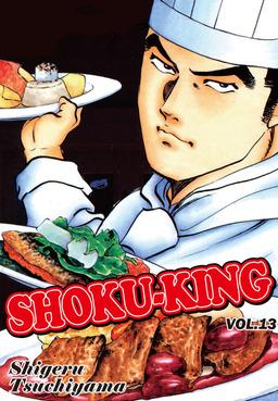 SHOKU-KING, Volume 13