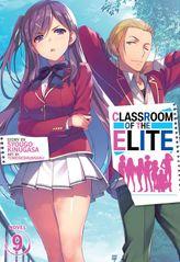 Classroom of the Elite Vol. 9