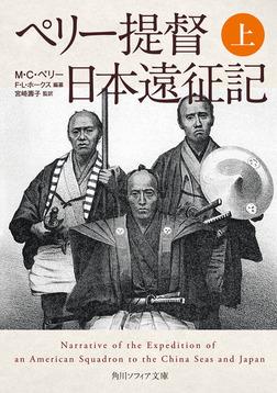 ペリー提督日本遠征記 上-電子書籍