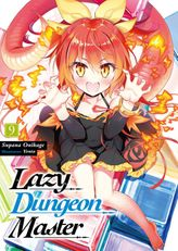 Lazy Dungeon Master: Volume 9
