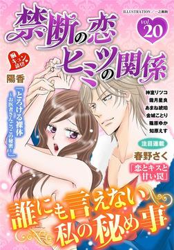 禁断の恋 ヒミツの関係 vol.20-電子書籍