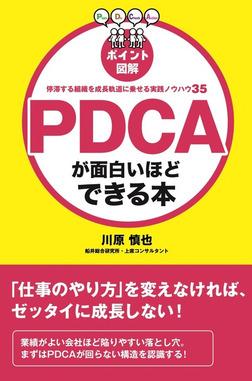 [ポイント図解]PDCAが面白いほどできる本-電子書籍
