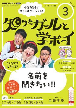 NHKテレビ 知りたガールと学ボーイ 2020年3月号-電子書籍