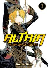 Altair: A Record of Battles Volume 3