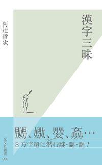 漢字三昧(光文社新書)