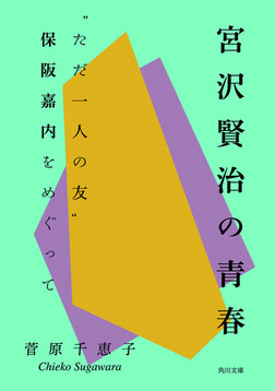 """宮沢賢治の青春 """"ただ一人の友""""保阪嘉内をめぐって-電子書籍"""