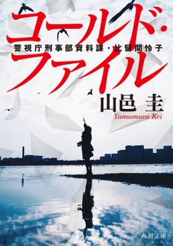 コールド・ファイル 警視庁刑事部資料課・比留間怜子-電子書籍