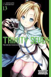 Trinity Seven, Vol. 13