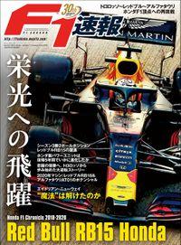 F1速報特別編集 Red Bull RB15 Honda ─Honda F1 Chronicle 2018-2020─