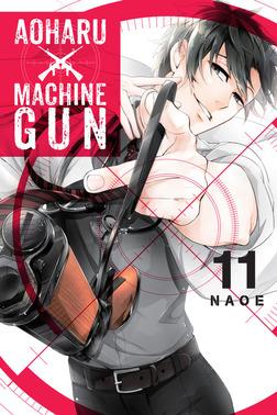 Aoharu X Machinegun, Vol. 11-電子書籍