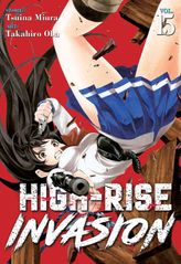 High-Rise Invasion Vol. 15