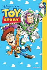 Disney Manga: Pixar's Toy Story, Vol. 1