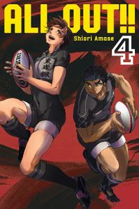 All-Out!! Volume 4