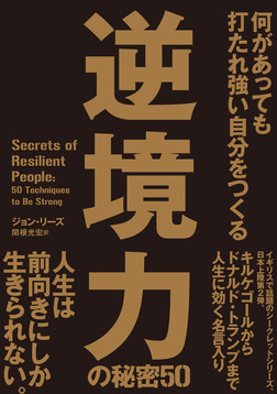 何があっても打たれ強い自分をつくる 逆境力の秘密50-電子書籍