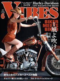 VIBES【バイブズ】2015年6月号