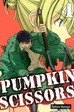 Pumpkin Scissors Volume 4