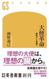 大便革命 腐敗から発酵へ(幻冬舎新書)