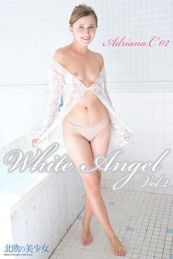 WHITE ANGEL Vol.2 「北欧の美少女」 Adriana.C 写真集 02-電子書籍