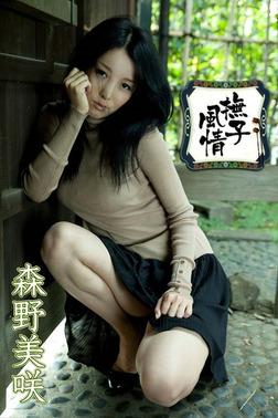 森野美咲 撫子風情【image.tvデジタル写真集】-電子書籍