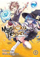 [Manga Bundle Set 30% OFF] Mushoku Tensei: Jobless Reincarnation Manga 1-13