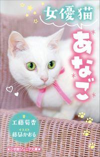 小学館ジュニア文庫 女優猫あなご