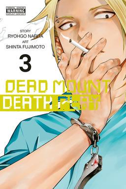 Dead Mount Death Play, Vol. 3