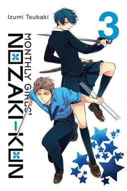 Monthly Girls' Nozaki-kun, Vol. 3
