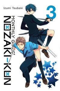 Monthly Girls' Nozaki-kun, Vol. 3
