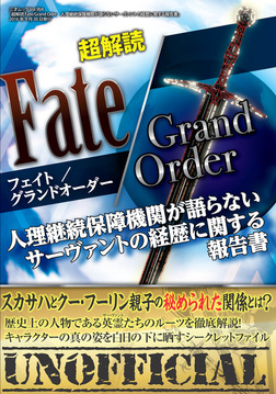 超解読 Fate/Grand Order 人理継続保障機関が語らないサーヴァントの経歴に関する報告書-電子書籍